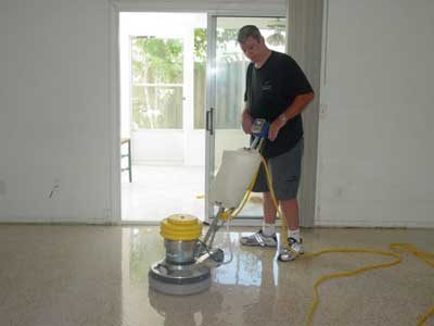 Terrazzo Polishing Jacksonville Terrazzo Restoration Call - How to clean and polish terrazzo floors